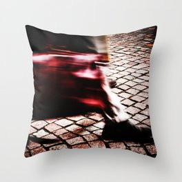 What's In The Bag Throw Pillow