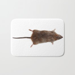 Flat Rat Rug Bath Mat