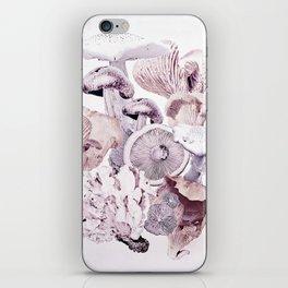 Mushroom Medley iPhone Skin