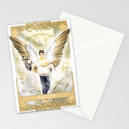 Wings of Faith : Savior Stationery Cards