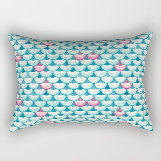 Song to the Siren Rectangular Pillow