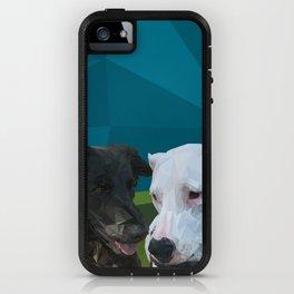 Rocky Dog iPhone Case