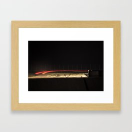 The Leaders Trail Framed Art Print