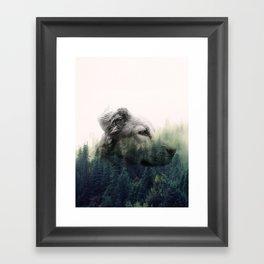 Sav Framed Art Print