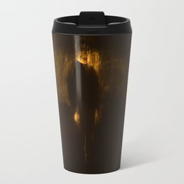Slender Man Travel Mug