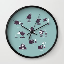 Life After Death Wall Clock