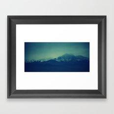 Winter Daze Framed Art Print