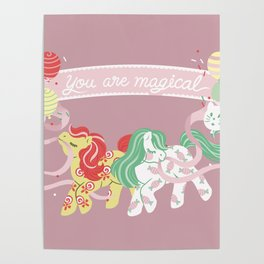 you are magical Poster
