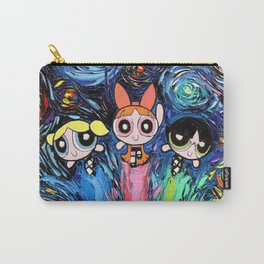 the power girls Carry-All Pouch