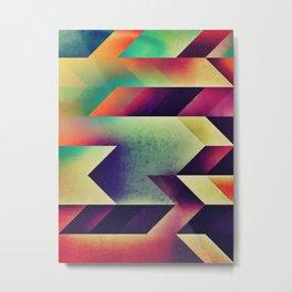 fyntysy dye Metal Print