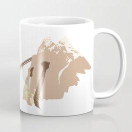 Yeti Ride Coffee Mug