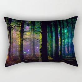 Fairy dust everywhere Rectangular Pillow