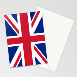 flag of uk- London,united kingdom,england,english,british,great britain,Glasgow,scotland,wales Stationery Cards