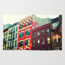 New York City Love Rug