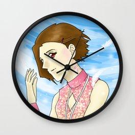 Mark of Light Wall Clock