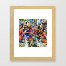 20180513 Framed Art Print