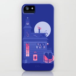 Cursed Residence iPhone Case