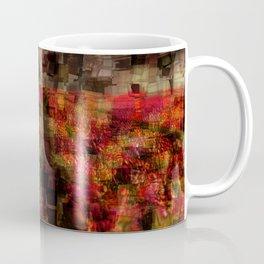 Field of Tulips Mosaic Coffee Mug