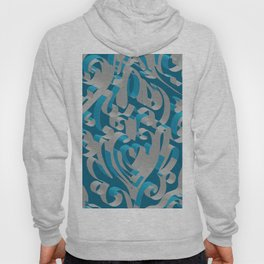 3D Abstract Ornamental Background II Hoody