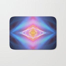 Third Eye Illumination Bath Mat
