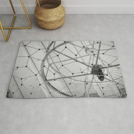 Strings Connected Rug