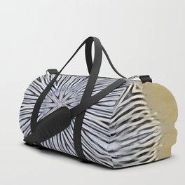 Parakeet Mandala Abstract Duffle Bag