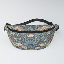 Strawberry Thief - Vintage William Morris Bird Pattern Fanny Pack