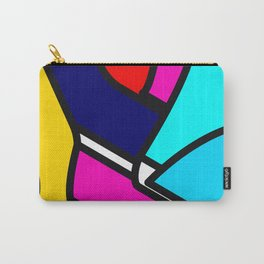 Abstract Art #5 Carry-All Pouch