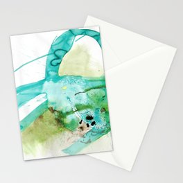 dancing frog Stationery Cards
