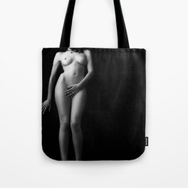 Nude - photography in Black white - Art-FF77 2010 Tote Bag