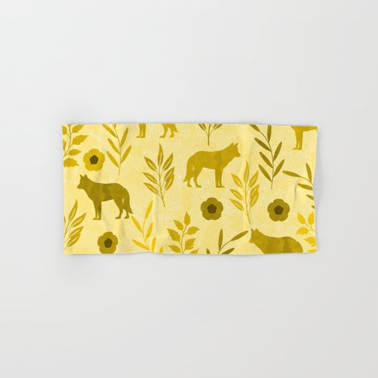 Forest Animal and Nature III Hand & Bath Towel