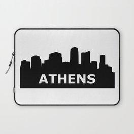 Athens Skyline Laptop Sleeve