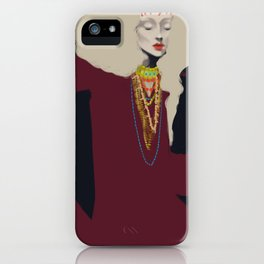 Style Experiment iPhone Case