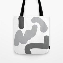 round pattern2 Tote Bag