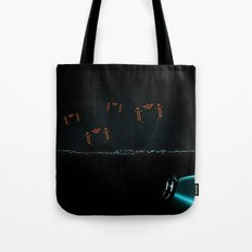 TRON RECOGNIZERS Tote Bag