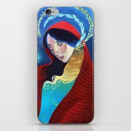 Moon Lady iPhone Skin