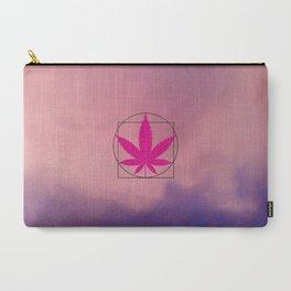 vitruvian marijuana Carry-All Pouch