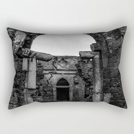 Shadows of the past Rectangular Pillow