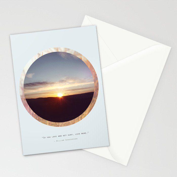 If you Love... Stationery Cards