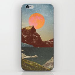 Landscape Collage No.3 iPhone Skin