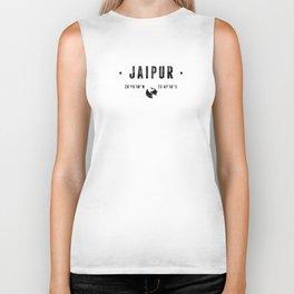 Jaipur Biker Tank