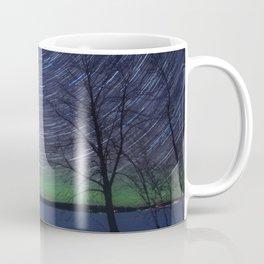 Cotton Lake Star Trails Coffee Mug