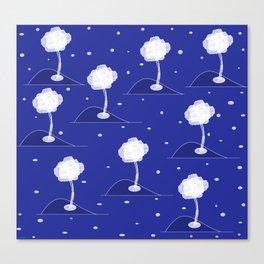 island trees Canvas Print