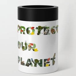 Protect Our Planet Can Cooler