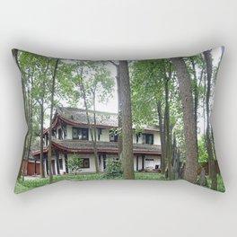 Nature and Tranquility Rectangular Pillow