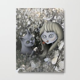 Show And Tell Metal Print