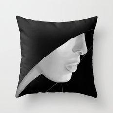 Veiled Throw Pillow