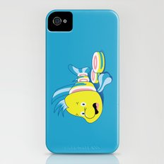 Flounder Sushi iPhone (4, 4s) Slim Case