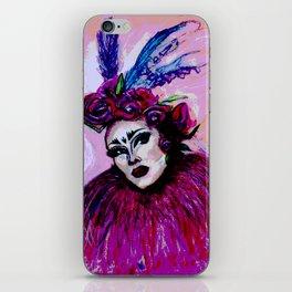 Velour iPhone Skin