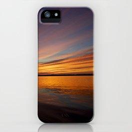 Sky on Fire. iPhone Case